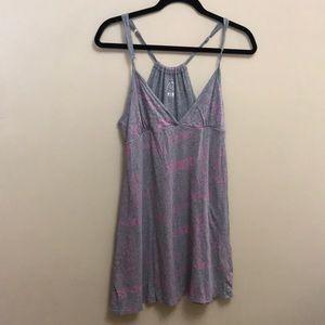 Pink nightgown size medium